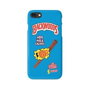 Other - Blue Honey Berry Backwoods Case For all iPhones!